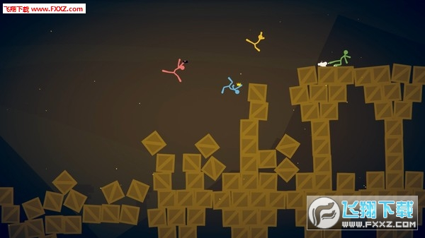 Stick Fight: The Game截图1