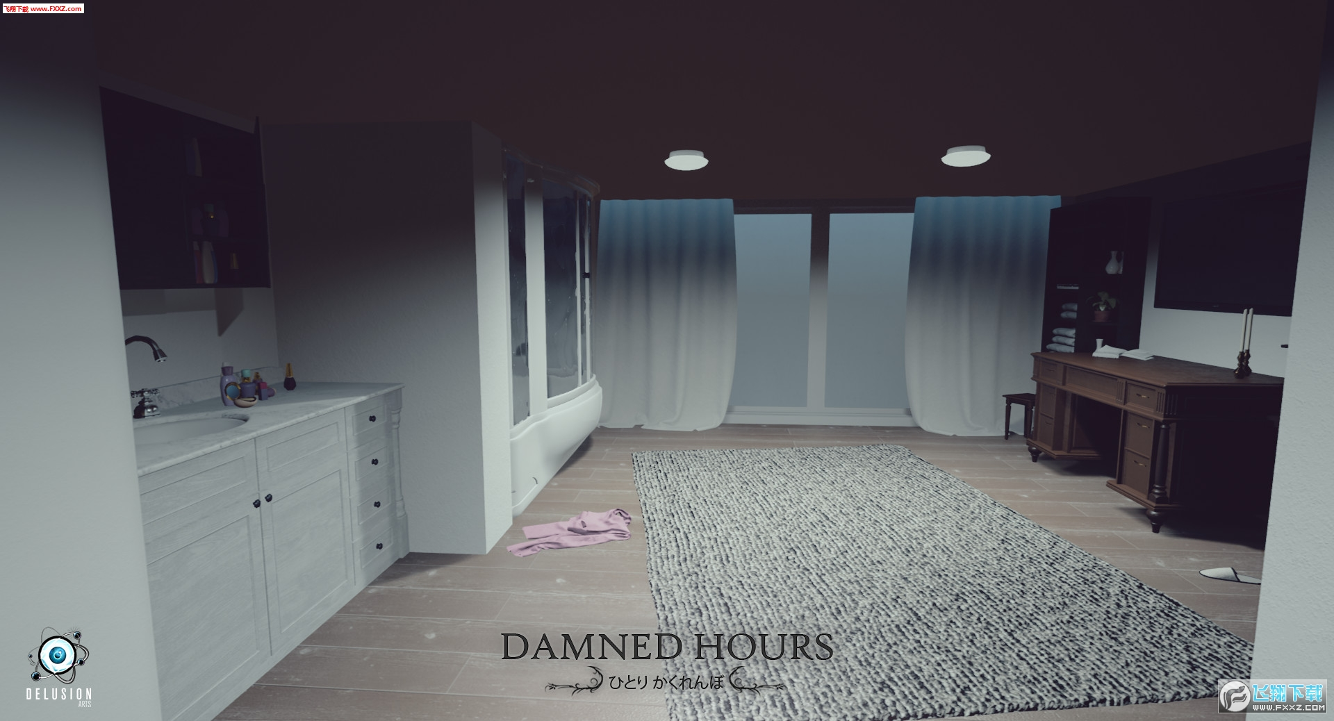 诅咒时间(Damned Hours)截图2