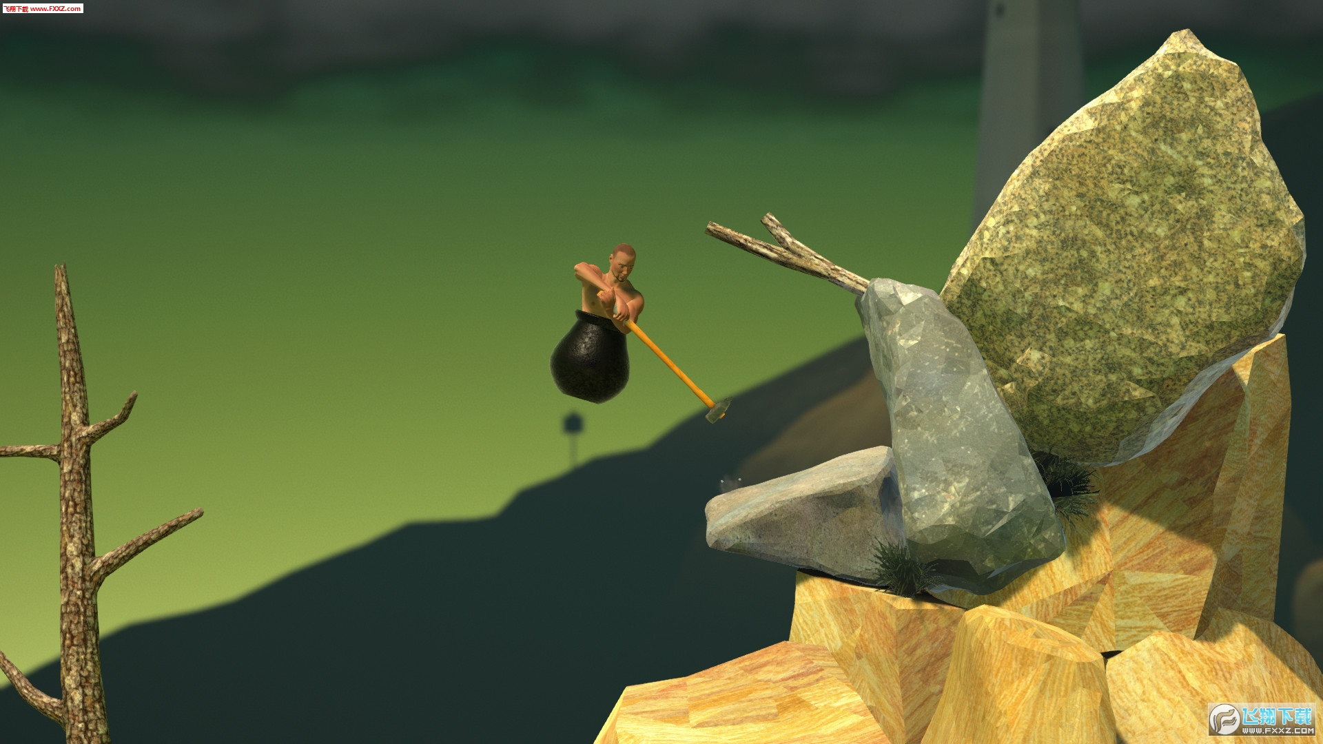 Getting Over It截图3