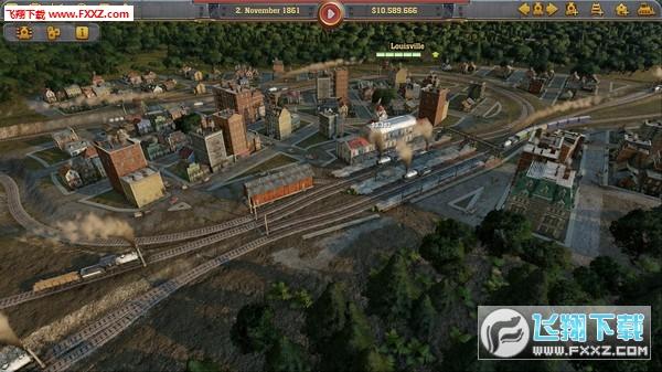 铁路帝国(Railway Empire)截图0