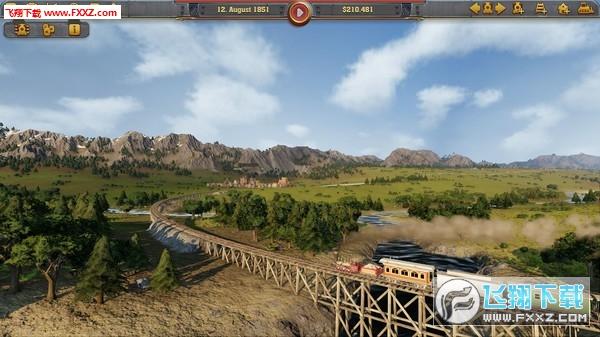 铁路帝国(Railway Empire)截图2