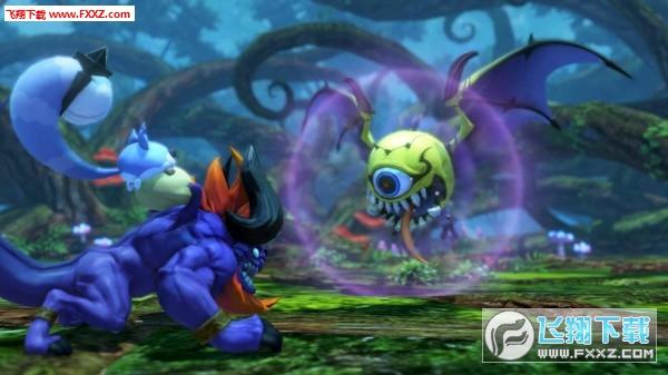 最终幻想:世界截图3