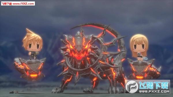 最终幻想:世界截图6