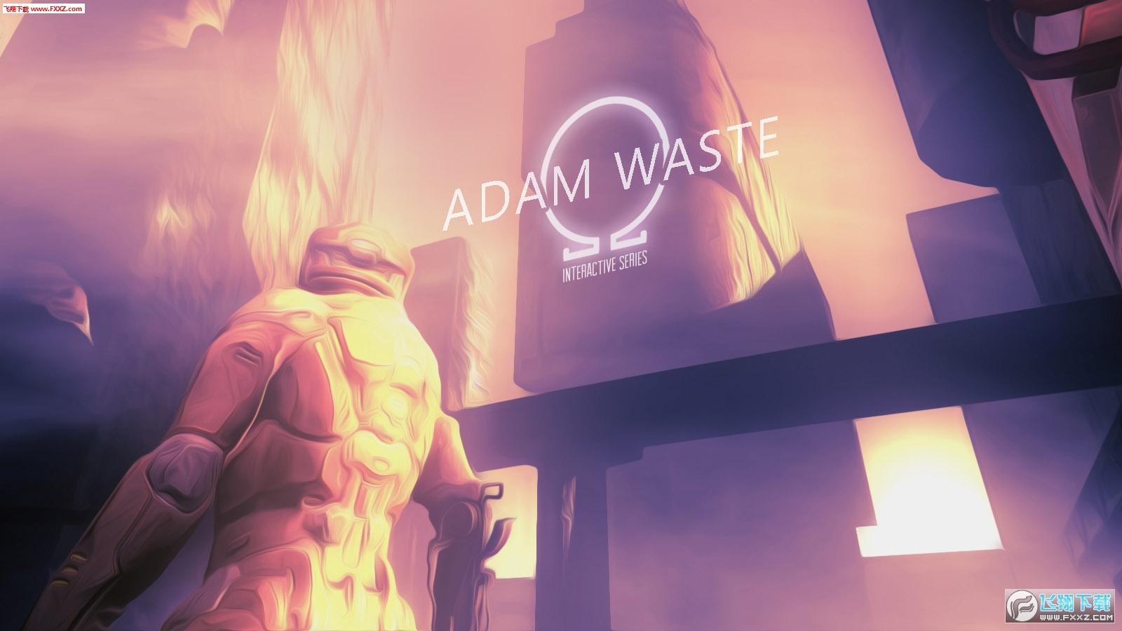 亚当废土(Adam Waste)截图2