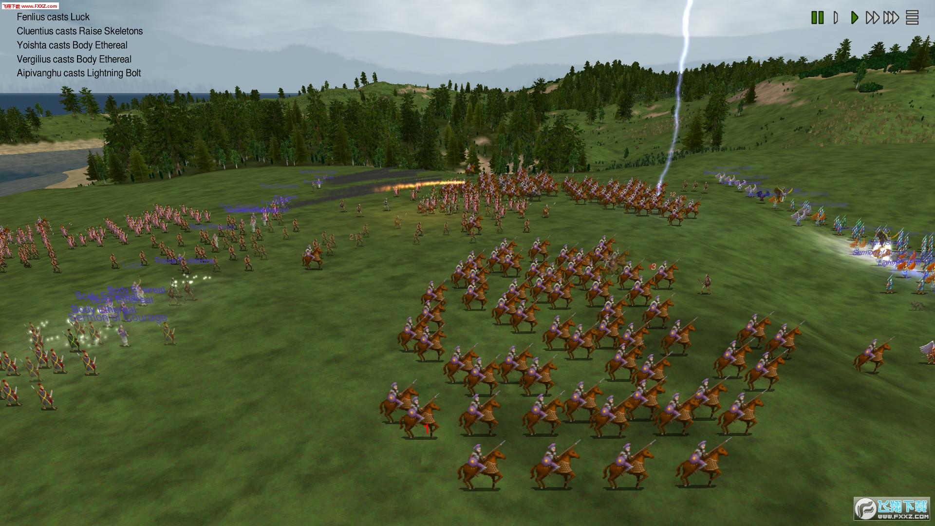 领土之战5:勇士信仰截图0