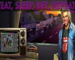 Eat Sleep Bet Repeat中文版