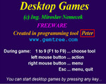 桌面发泄小游戏英文版
