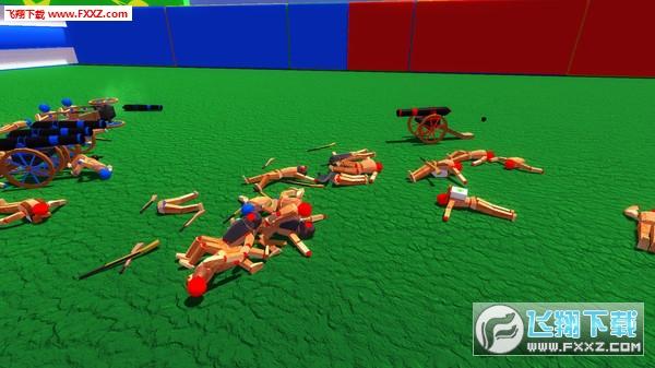 Wooden Battles截图3