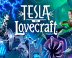Tesla vs Lovecraft中文版