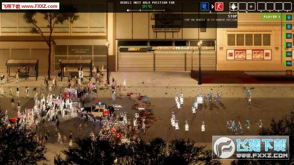 Riot: Civil Unrest截图2