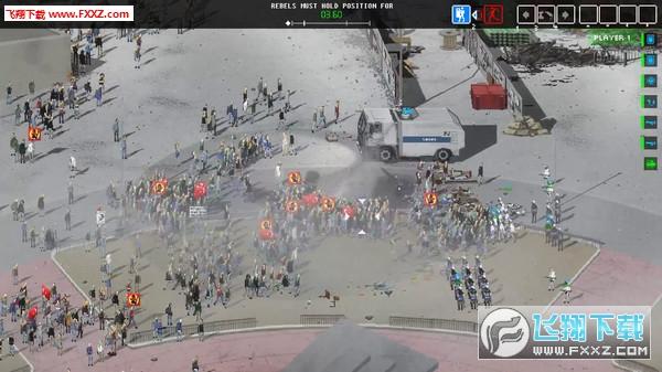 Riot: Civil Unrest截图4