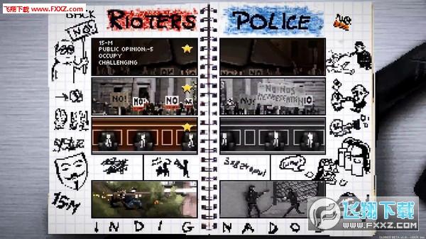 Riot: Civil Unrest截图6