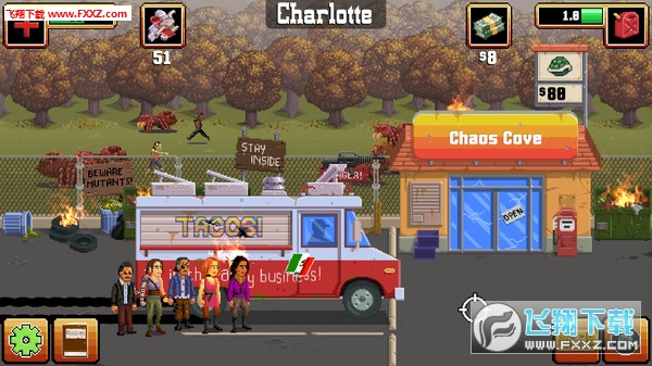 Gunman Taco Truck截图2