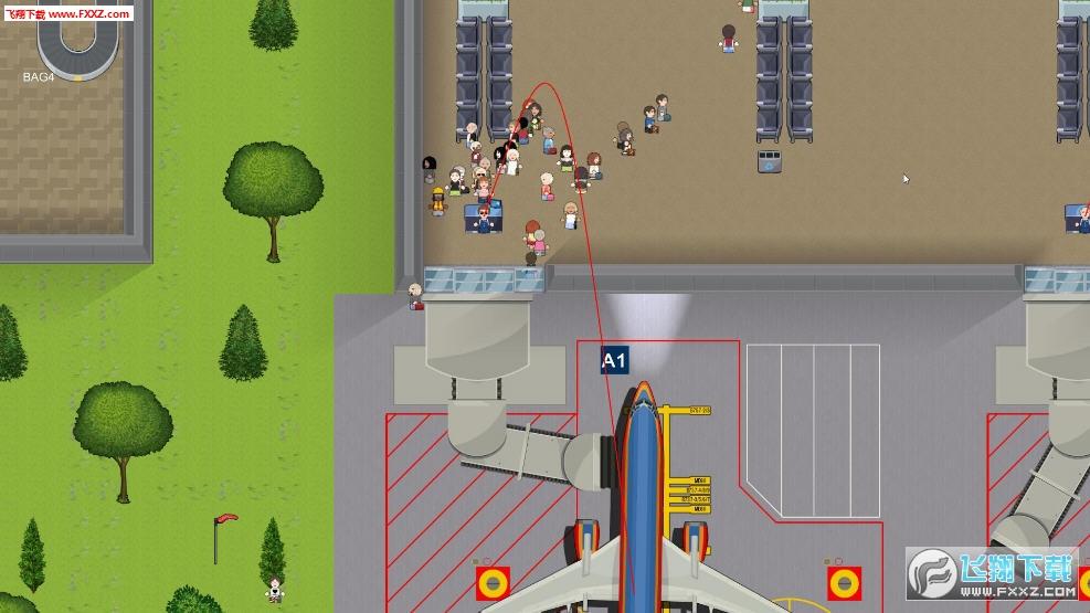 模拟机场(SimAirport)截图0