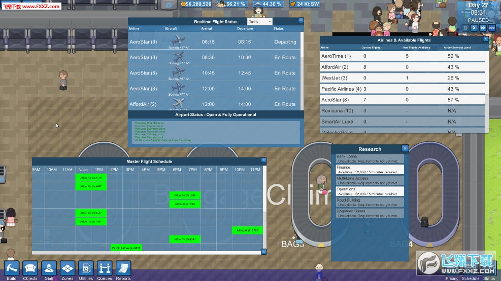 模拟机场(SimAirport)截图3