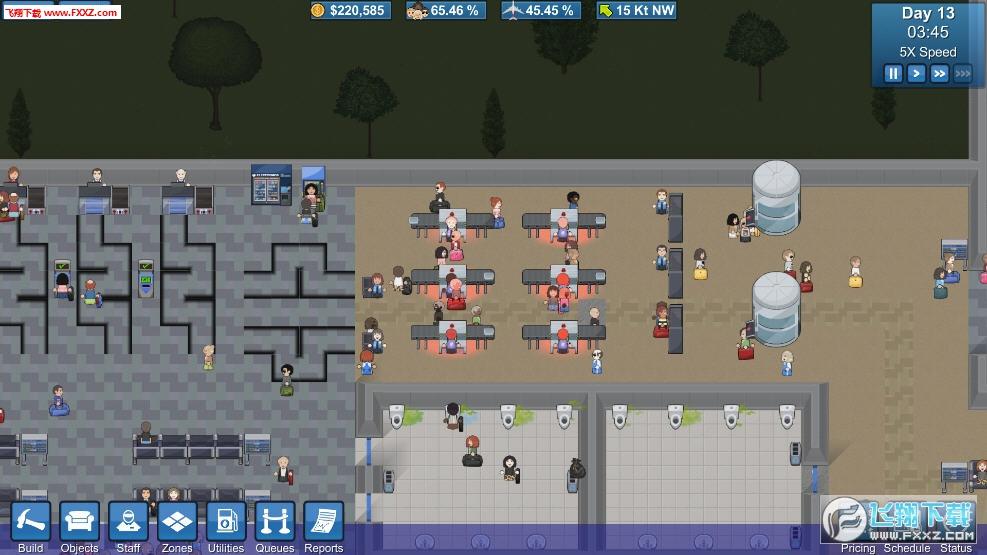 模拟机场(SimAirport)截图4