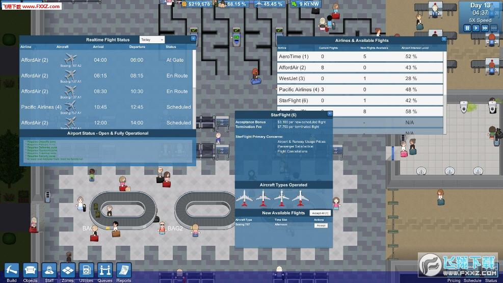 模拟机场(SimAirport)截图5