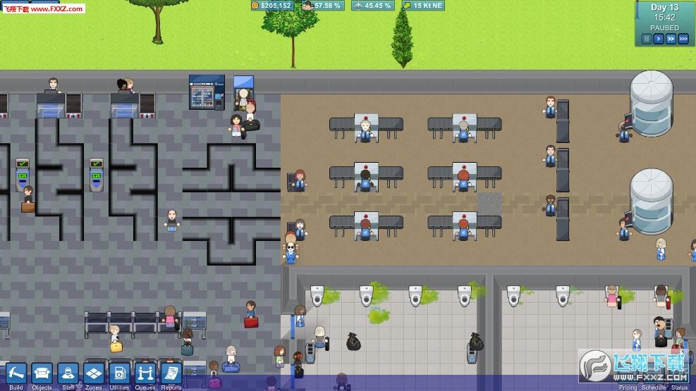 模拟机场(SimAirport)截图6