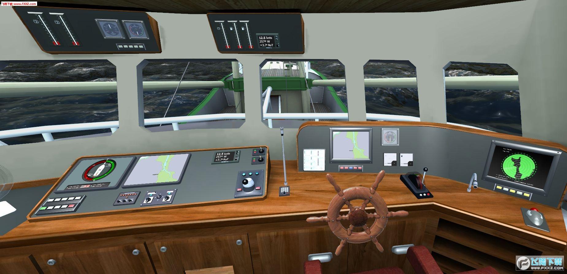模拟航船极限版截图1