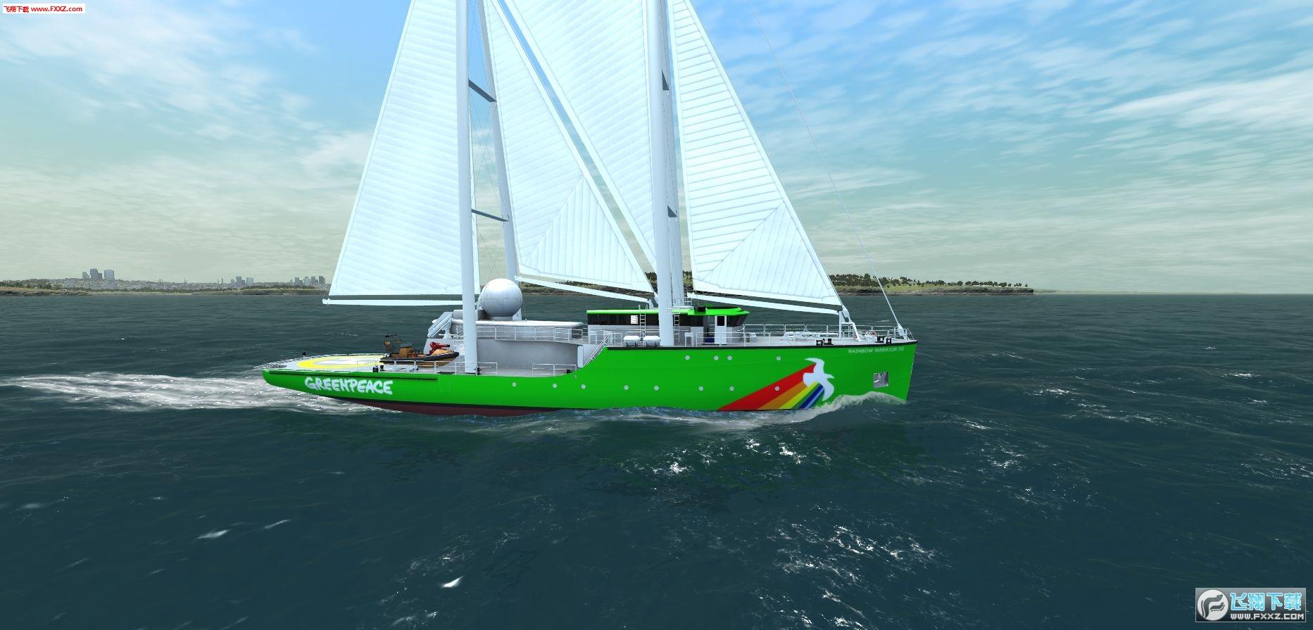 模拟航船极限版截图2