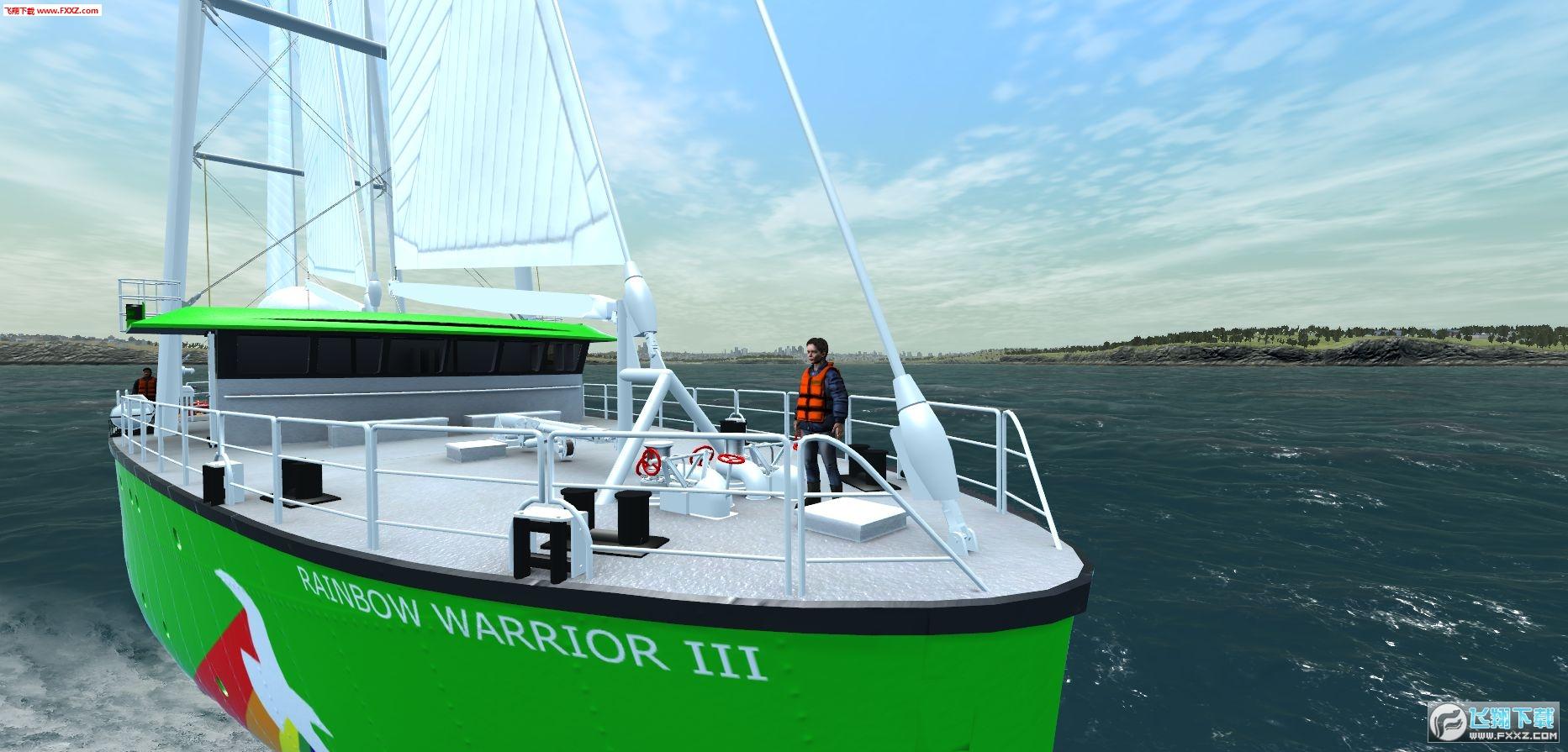 模拟航船极限版截图8