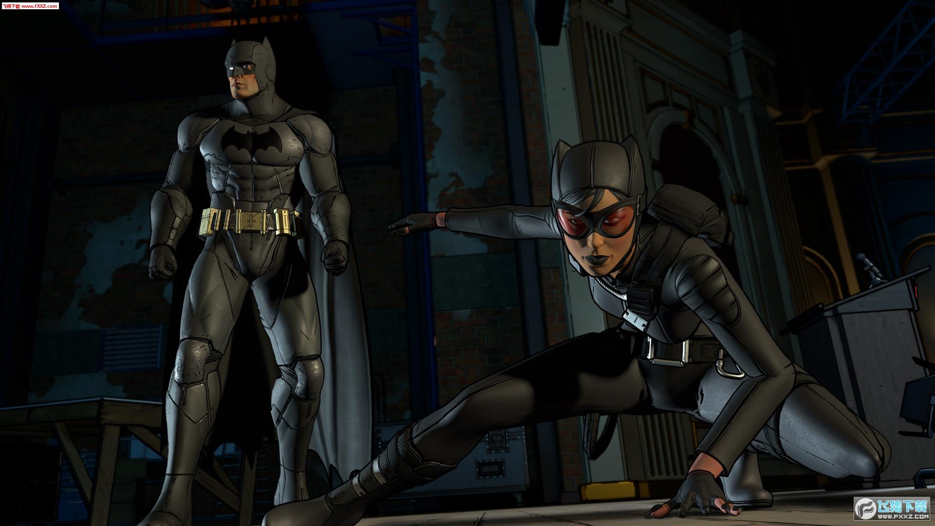 蝙蝠侠截图1
