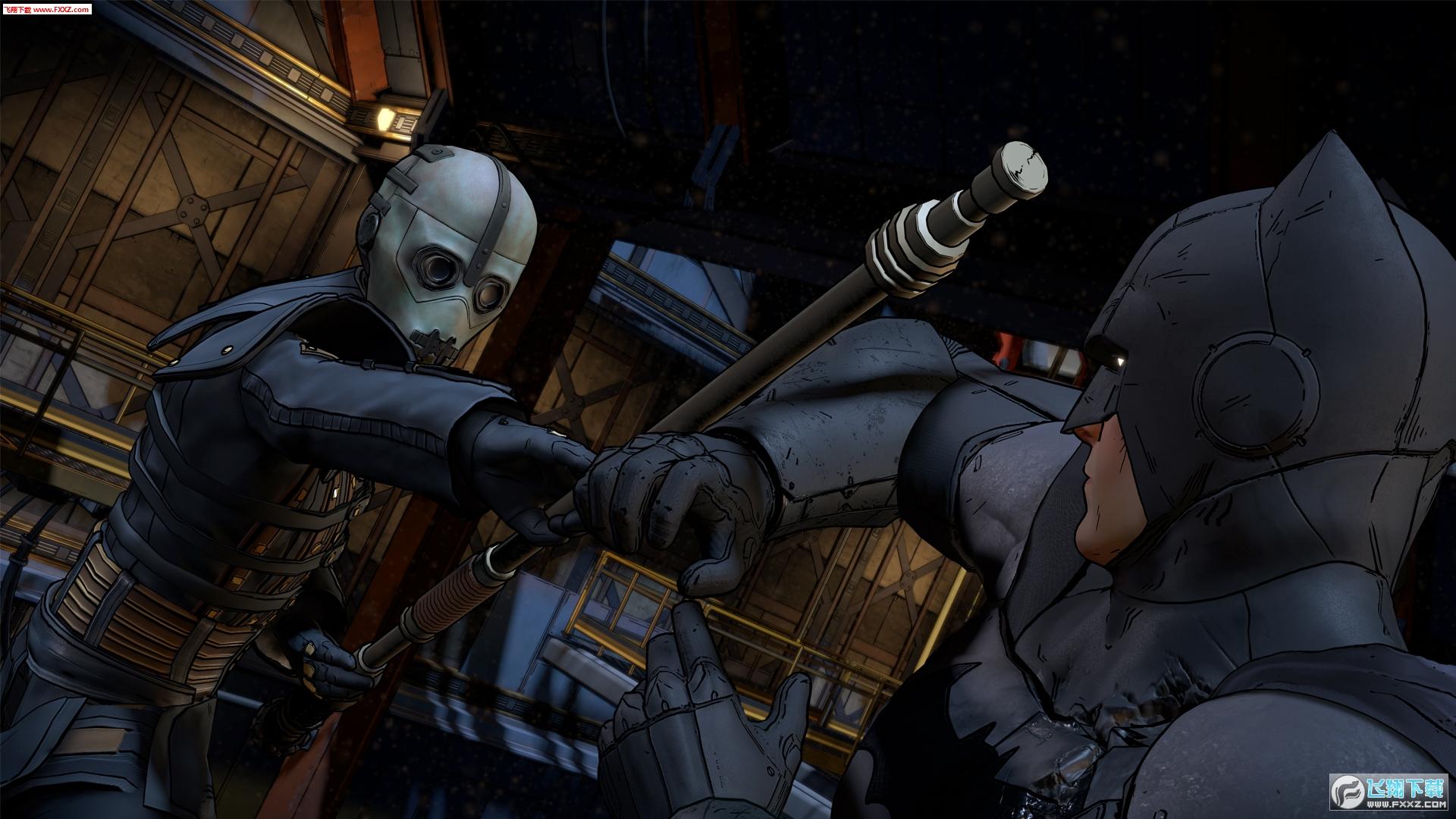 蝙蝠侠截图2