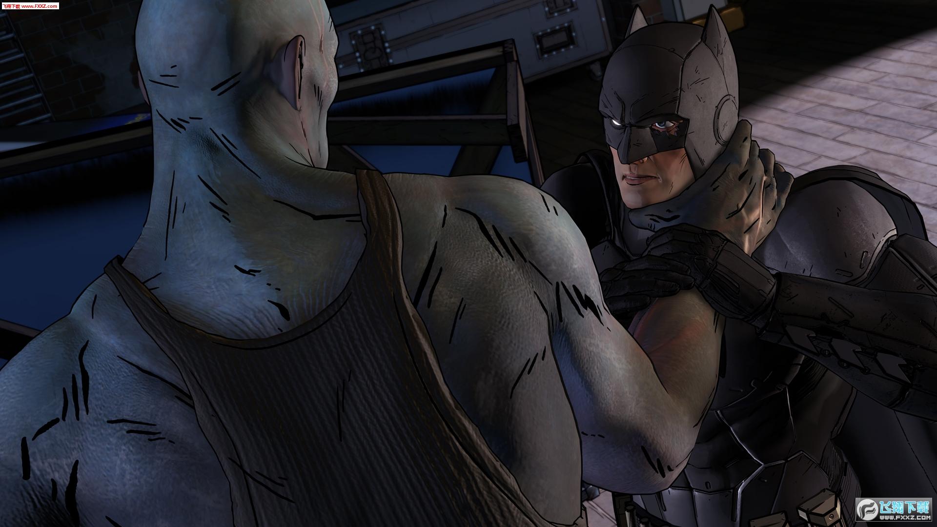 蝙蝠侠截图3