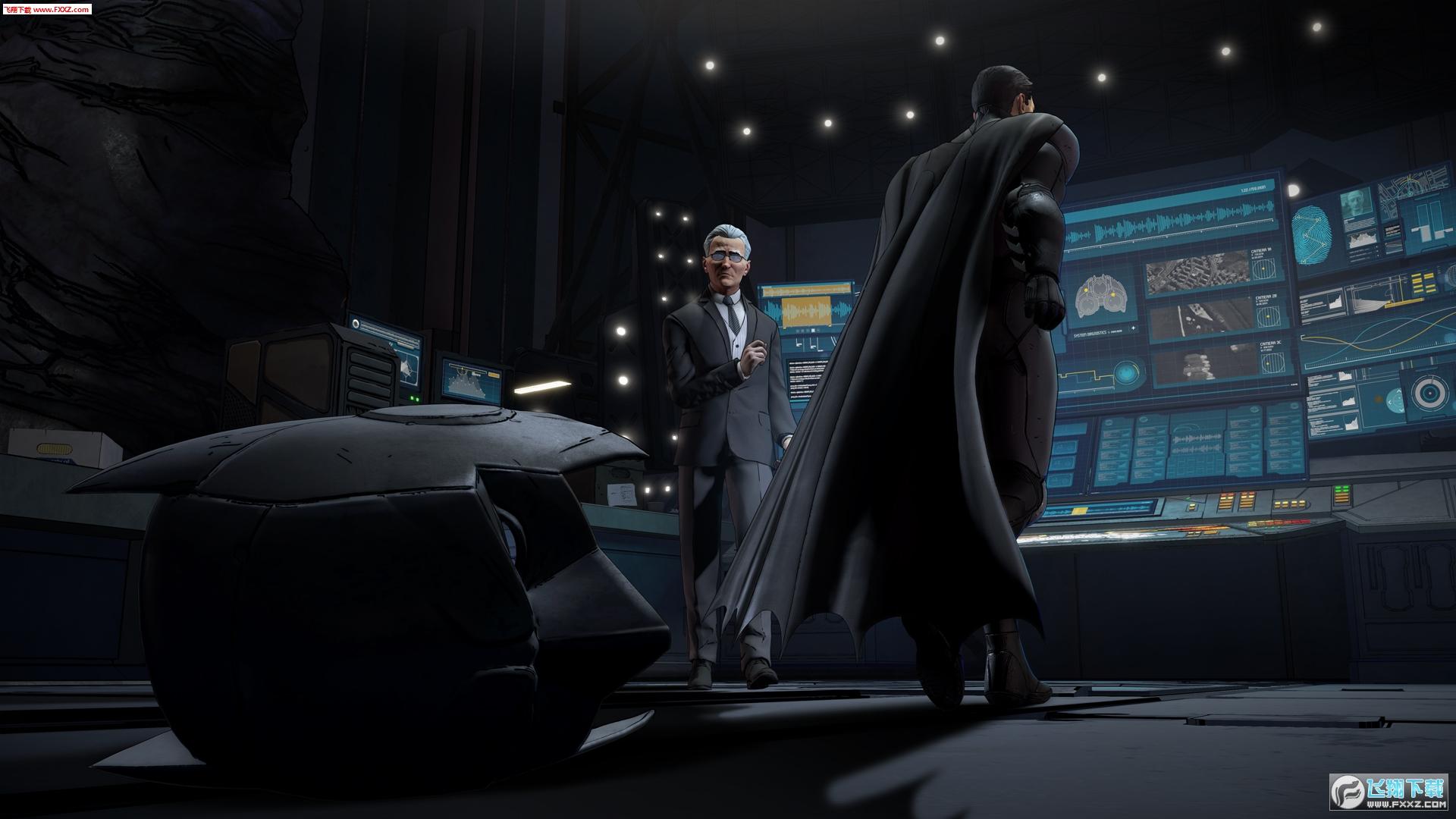 蝙蝠侠截图4