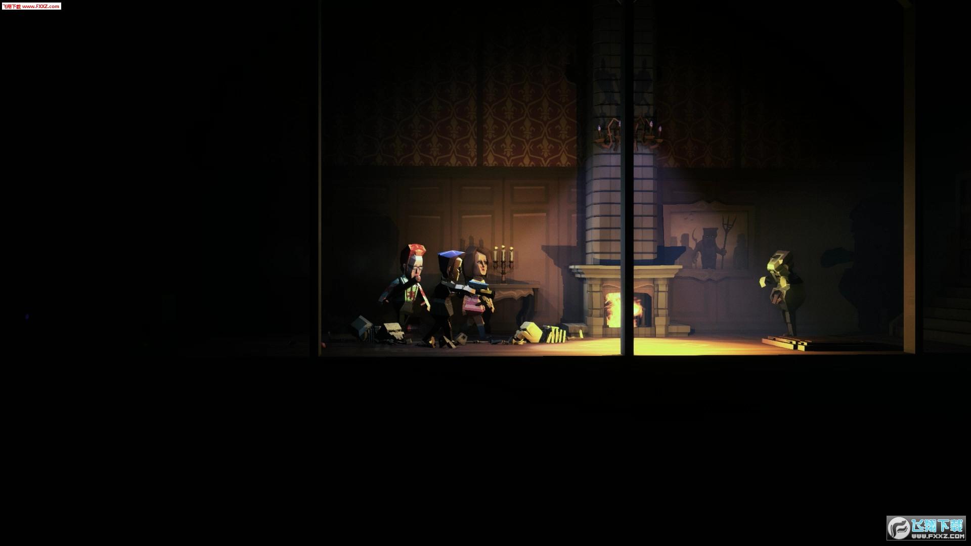 幻影大厅(Phantom Halls)截图1
