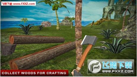 失落的岛筏生存3d手游安卓版
