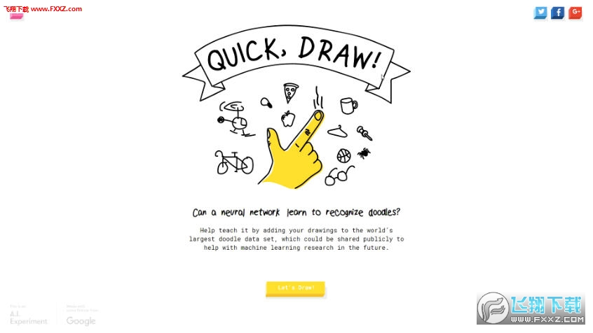 Quick Draw截图0