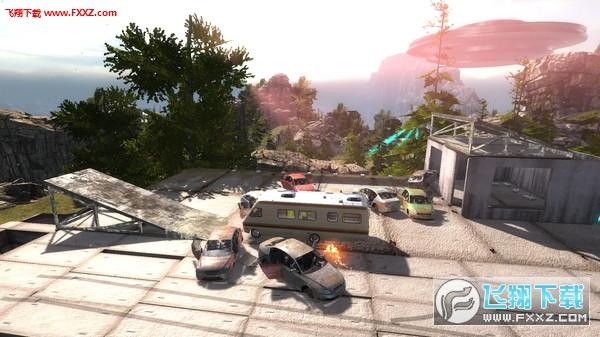 Camper Jumper Simulator截图3