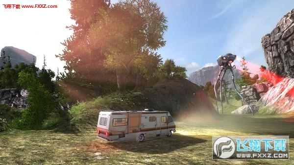 Camper Jumper Simulator截图6