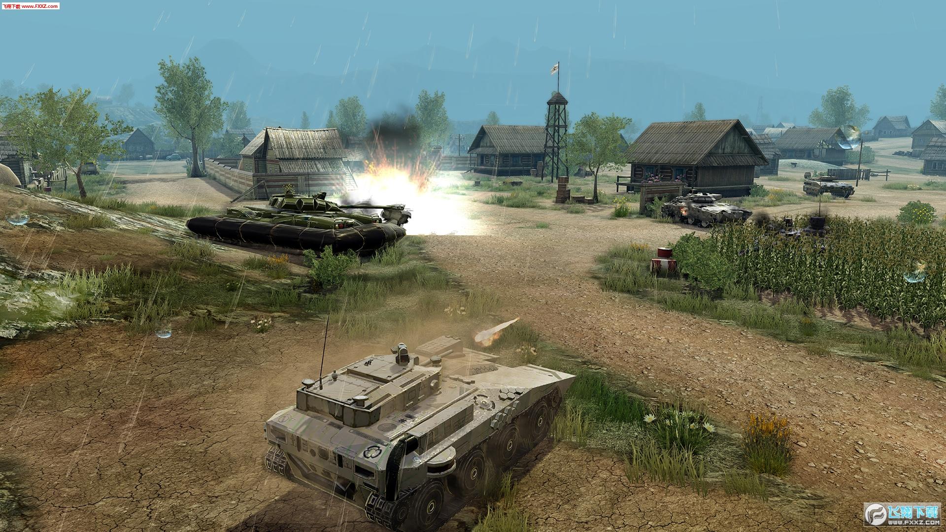 无限坦克Infinite Tanks截图0