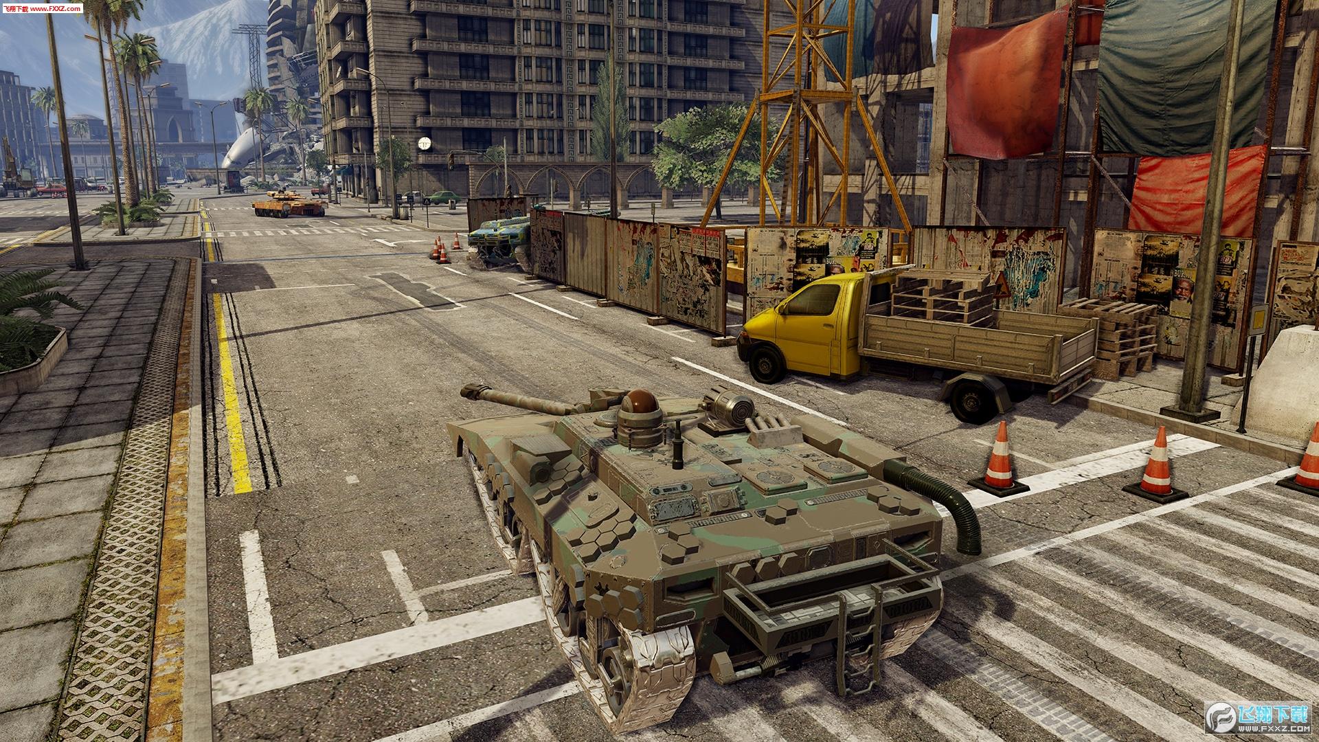无限坦克Infinite Tanks截图4