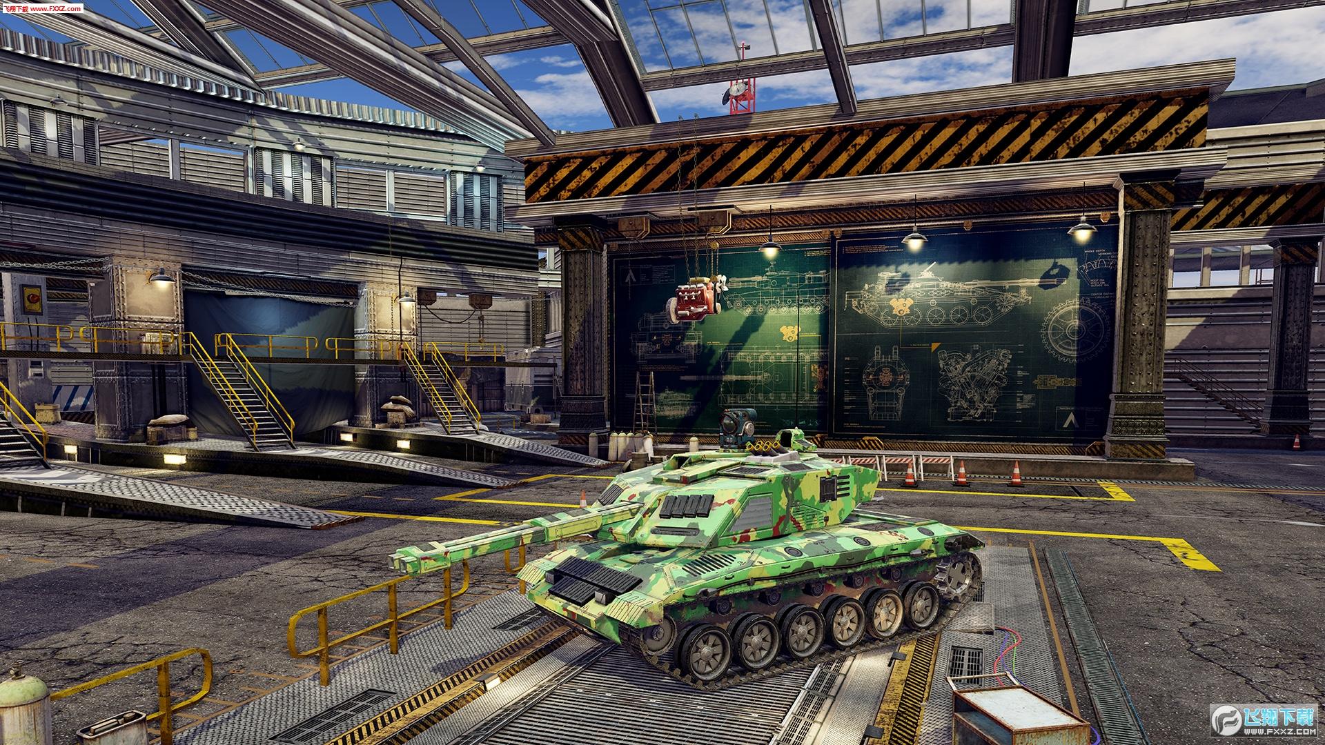 无限坦克Infinite Tanks截图5