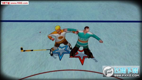 经典冰球截图3