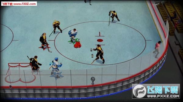 经典冰球截图4