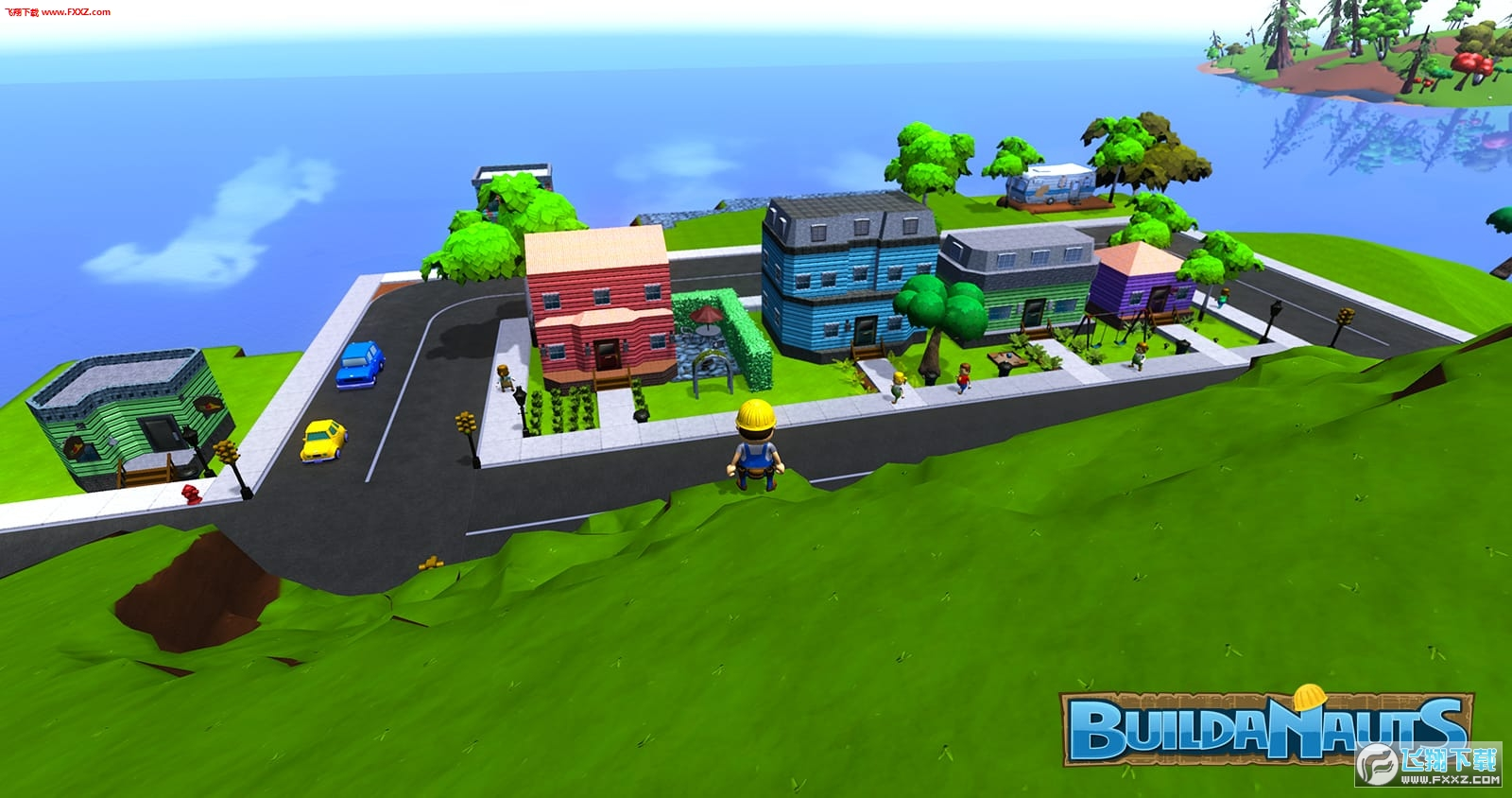 快乐建造师(Buildanauts)截图3
