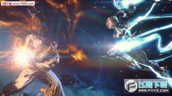 终极漫画英雄vs卡普空3截图2