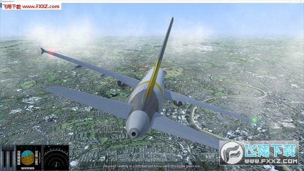 A320客机模拟截图1