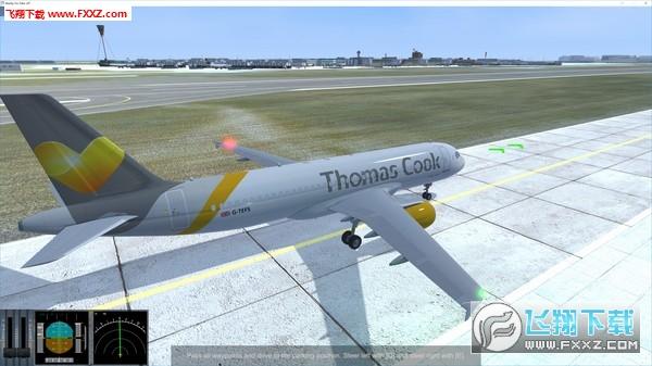 A320客机模拟截图3