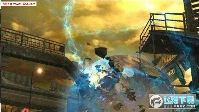幻影沙尘 重制版截图2