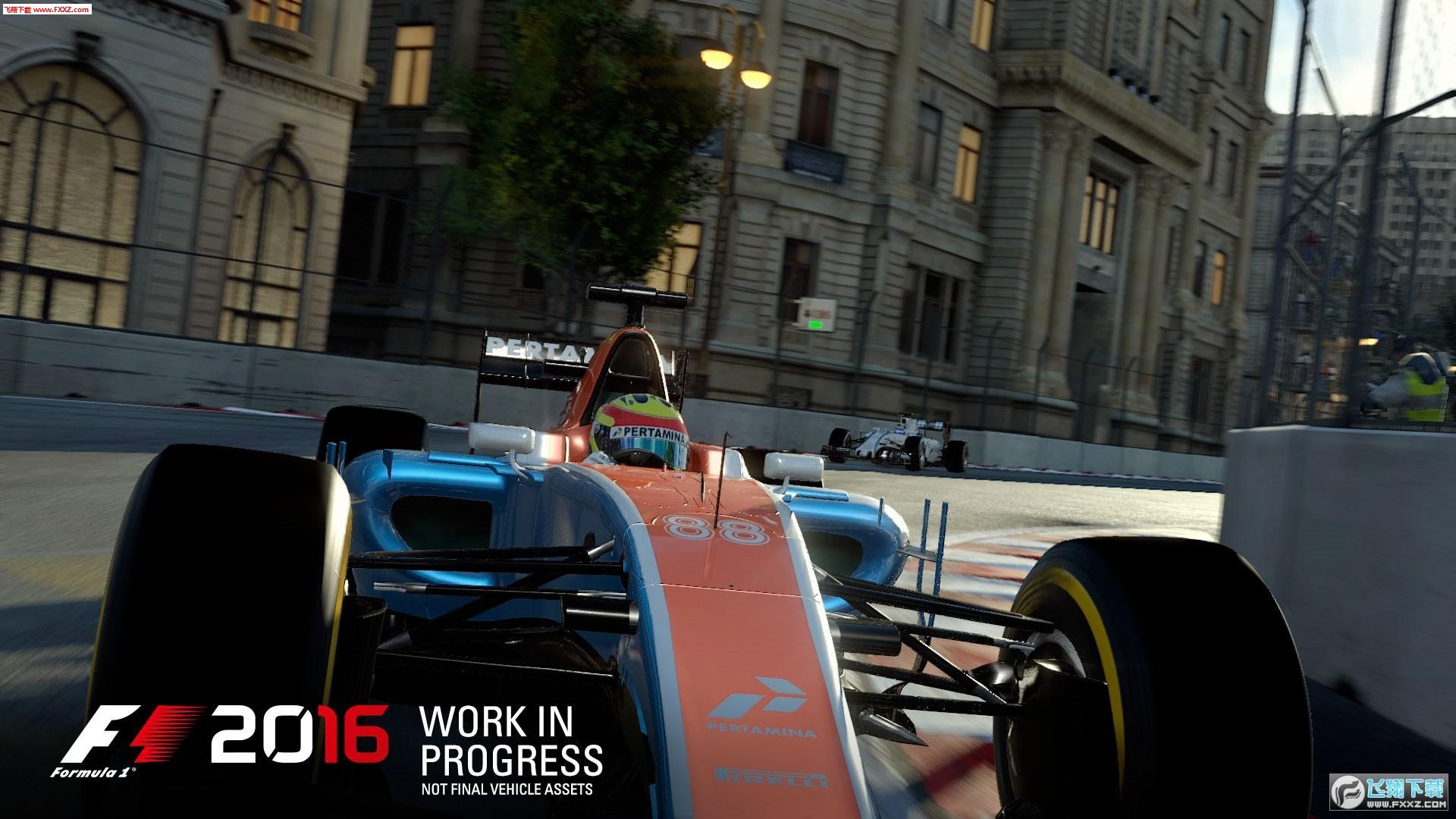 F1 2016截图0