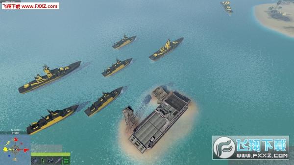 装甲冲突2截图0