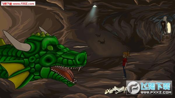 桑德拉与武的诅咒冒险截图3