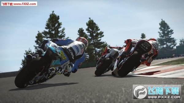 摩托GP17(MotoGP17)截图0