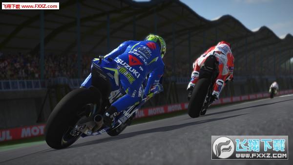 摩托GP17(MotoGP17)截图3