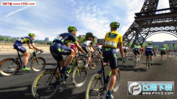 职业自行车队经理2017截图4